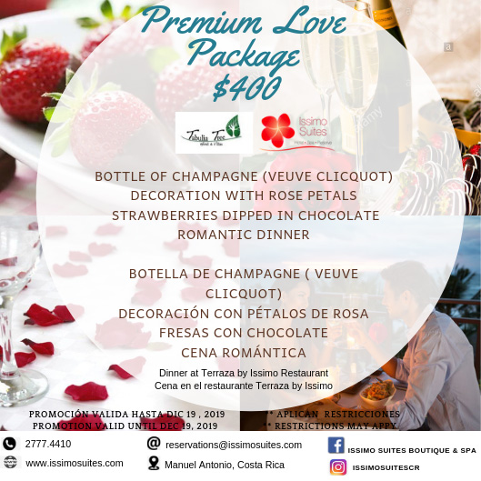premium love package 2019